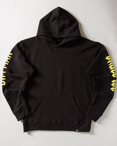 Kick Ass Bruce Lee Hoodie - Black