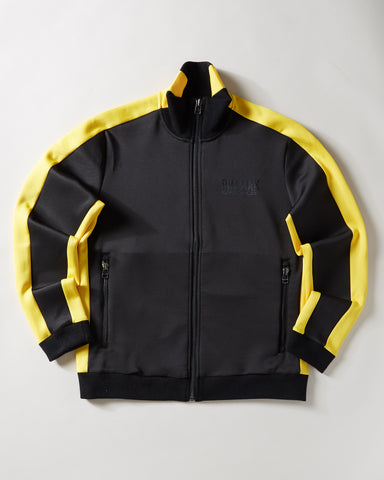 Dragon Track Jacket - Black