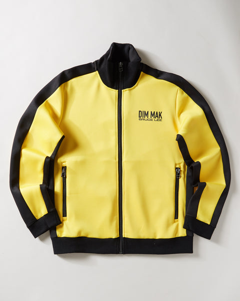 Dragon Track Jacket - Yellow