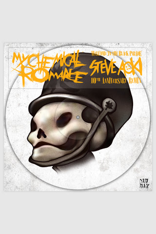 "My Chemical Romance ""Welcome to the Black Parade (Steve Aoki 10th Anniversary Remix)""[LIMITED EDITION VINYL]"