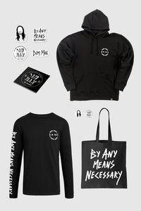 ESSENTIALS HOLIDAY SUPER BLACK BUNDLE W/ LONG SLEEVE