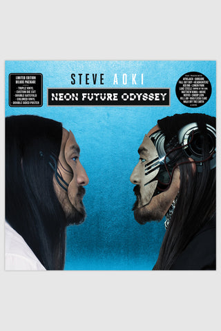 Neon Future Odyssey Vinyl Package