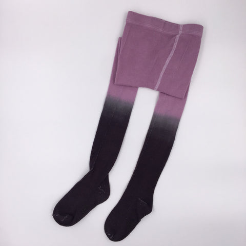 Lavendar ombre tights