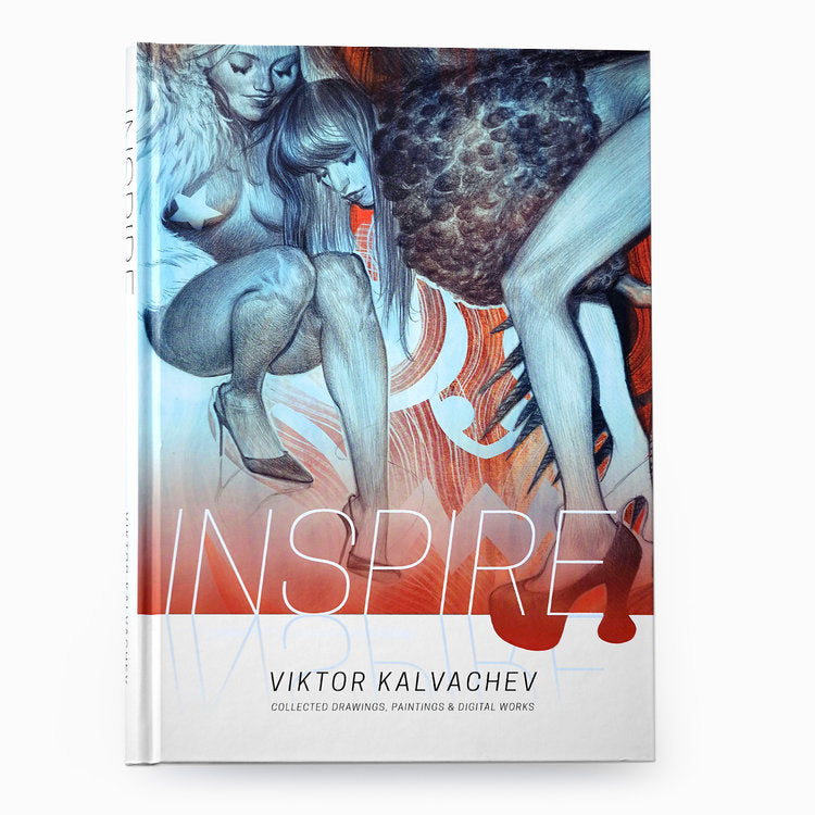 INSPIRE - Hard Cover Edition