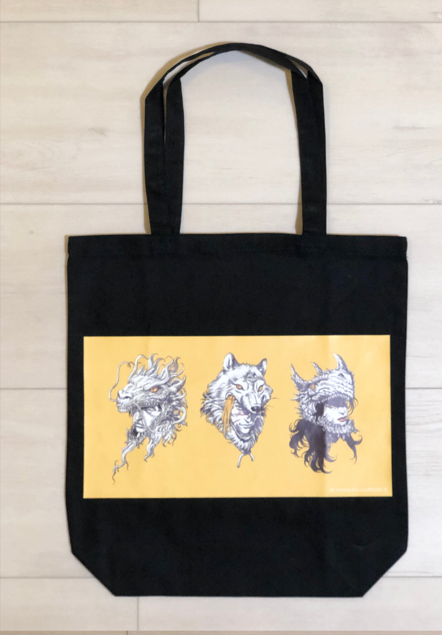 Jae Kwang Park x Superani US Tote Bag