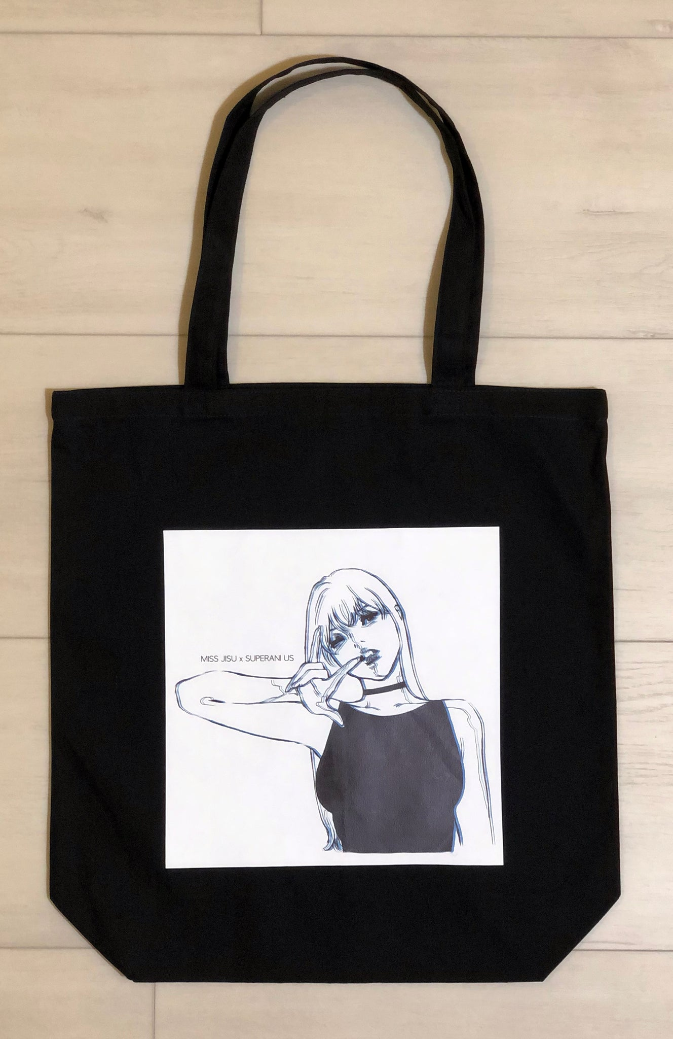 Miss Jisu x Superani US Tote Bag