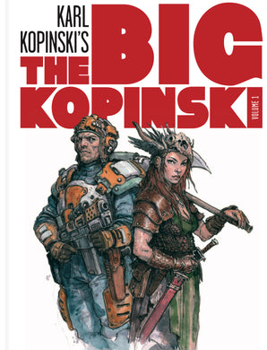 The Big Kopinski by Karl Kopinski