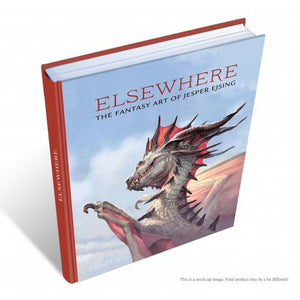 ELSEWHERE - The Fantasy Art of Jesper Ejsing