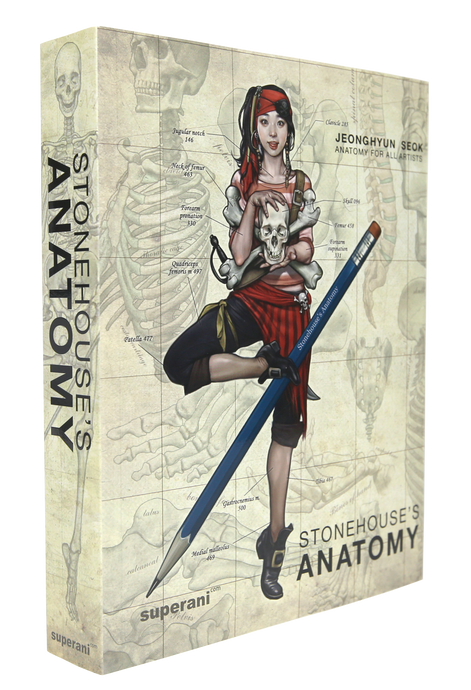[Pre-Order] Stonehouse's Anatomy