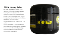PCR CBD Hemp Balm