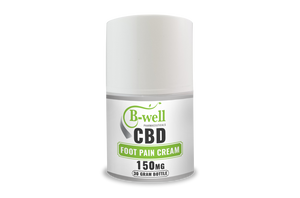 CBD Foot Pain Relief Cream (150mg & 300mg)