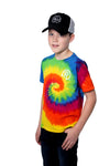 Youth and Adult Reset T-Shirt - Tie Dye