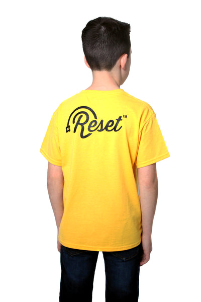 Youth Reset T-Shirt - Daisy
