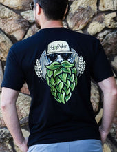Hop Beard Back Design - -
