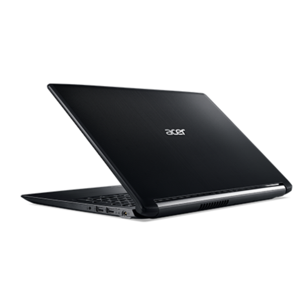 ACER Aspire A515-51G - Intel core i5/128 GB SSD/8GB RAM/Windows 10- NX.GWJSA.001