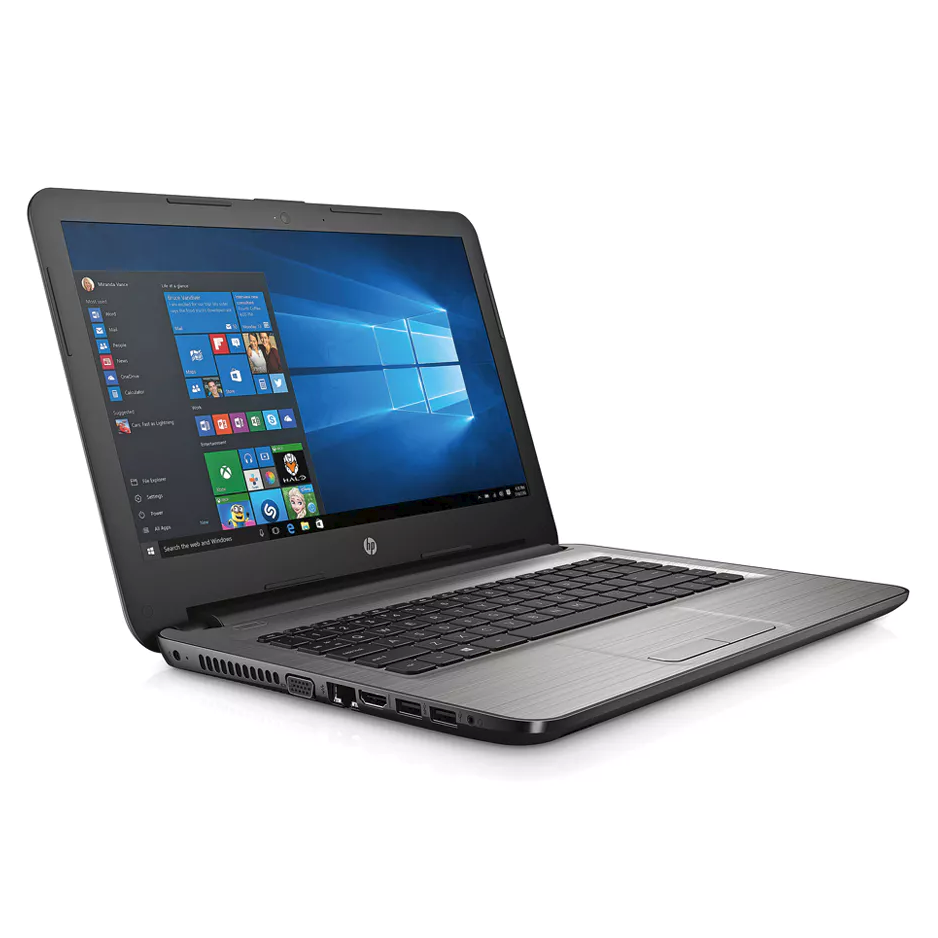 "HP 14-AF105AU 14"" Laptop - AMD A8/1TB HDD/8GB RAM/Win 10 - P3D04PA-PC Laptops & Netbooks-HP-316767-Renewd-Refubrished-Laptops"