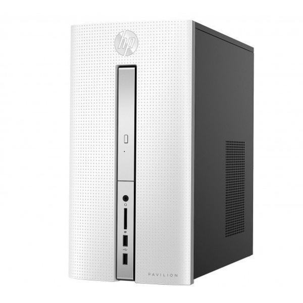 HP Pavilion 510-p057a  Desktop PC -Intel Core i7/8GB RAM/128GB SSD/Windows 10-W2S77AA