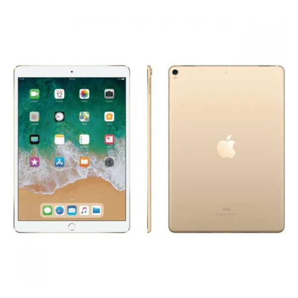 Refurbished APPLE iPad Pro 12.9in Wi-Fi+Cellular (1St Gen) 128GB GOLD- ML3N2LL/A