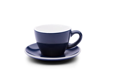 6 x MIDNIGHT 6oz Cup & Saucer