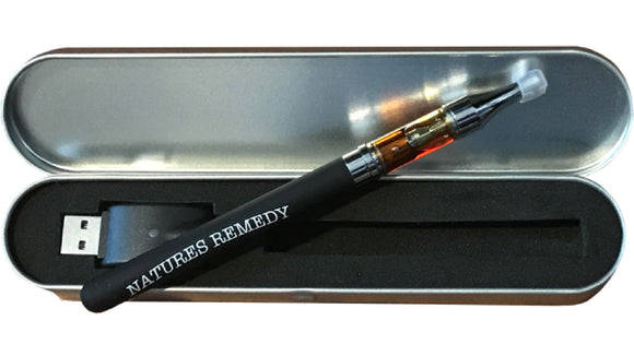 Natures Remedy Vape Cartridge 150 MG/510 Battery 280 mah Combo
