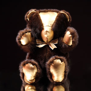 "Fur Teddy Bear (12"")"