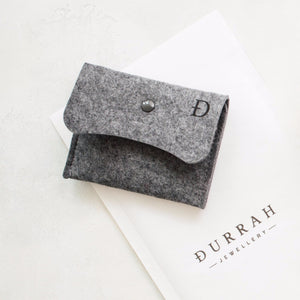 Durrah Jewelry Travel Pouch