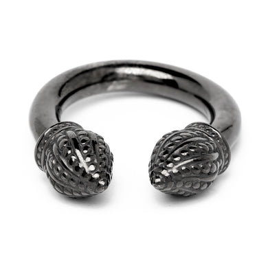 Graphite Cylinder Ring