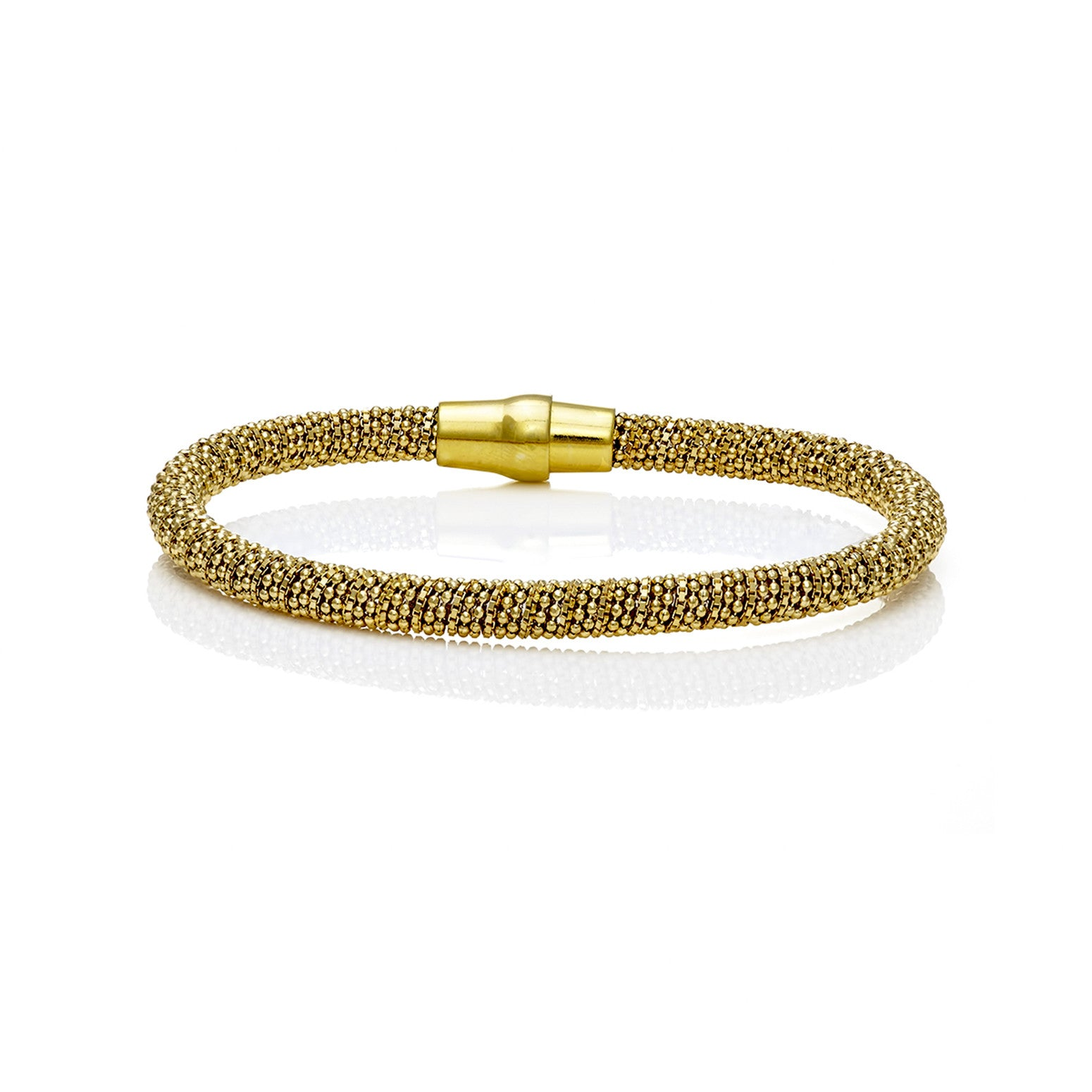 Durrah Jewelry Gold Spring Bracelet