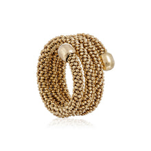 Durrah Jewelry Gold Spring Ring