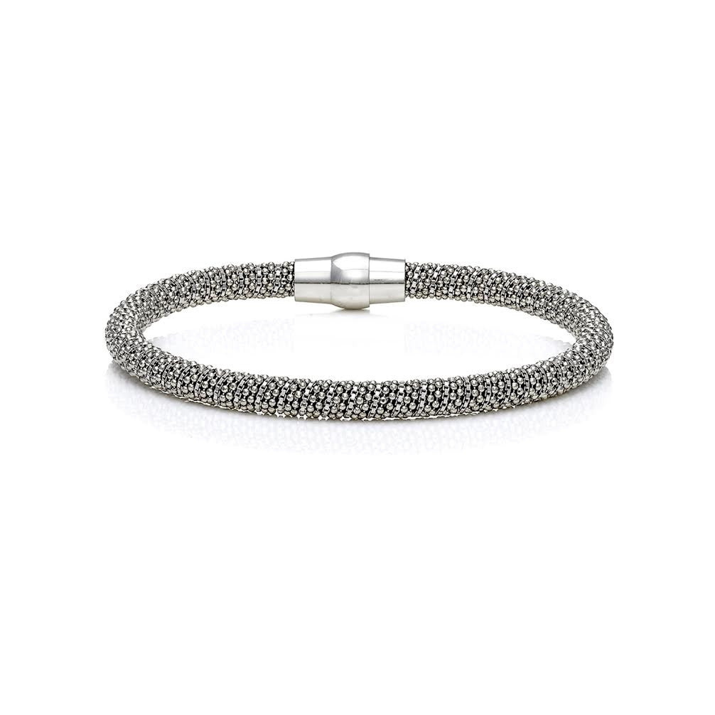 Durrah Jewelry Silver Spring Bracelet