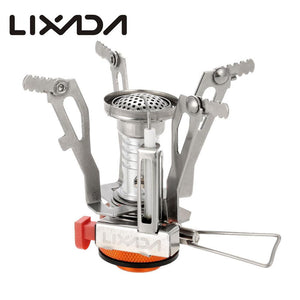 Gas Stove Burner with Lighter-Your Outdoor Club