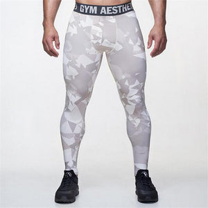 Men's Camo Compression Pants-Your Outdoor Club