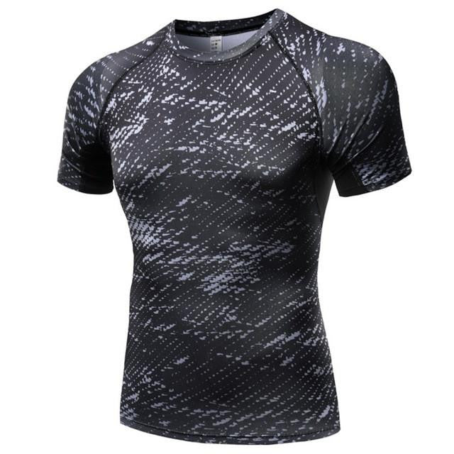 Short Sleeve Compression Tee-Your Outdoor Club
