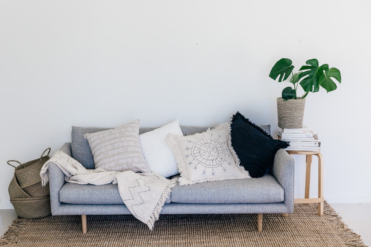 The Southbound Guide To Styling Your Cushions