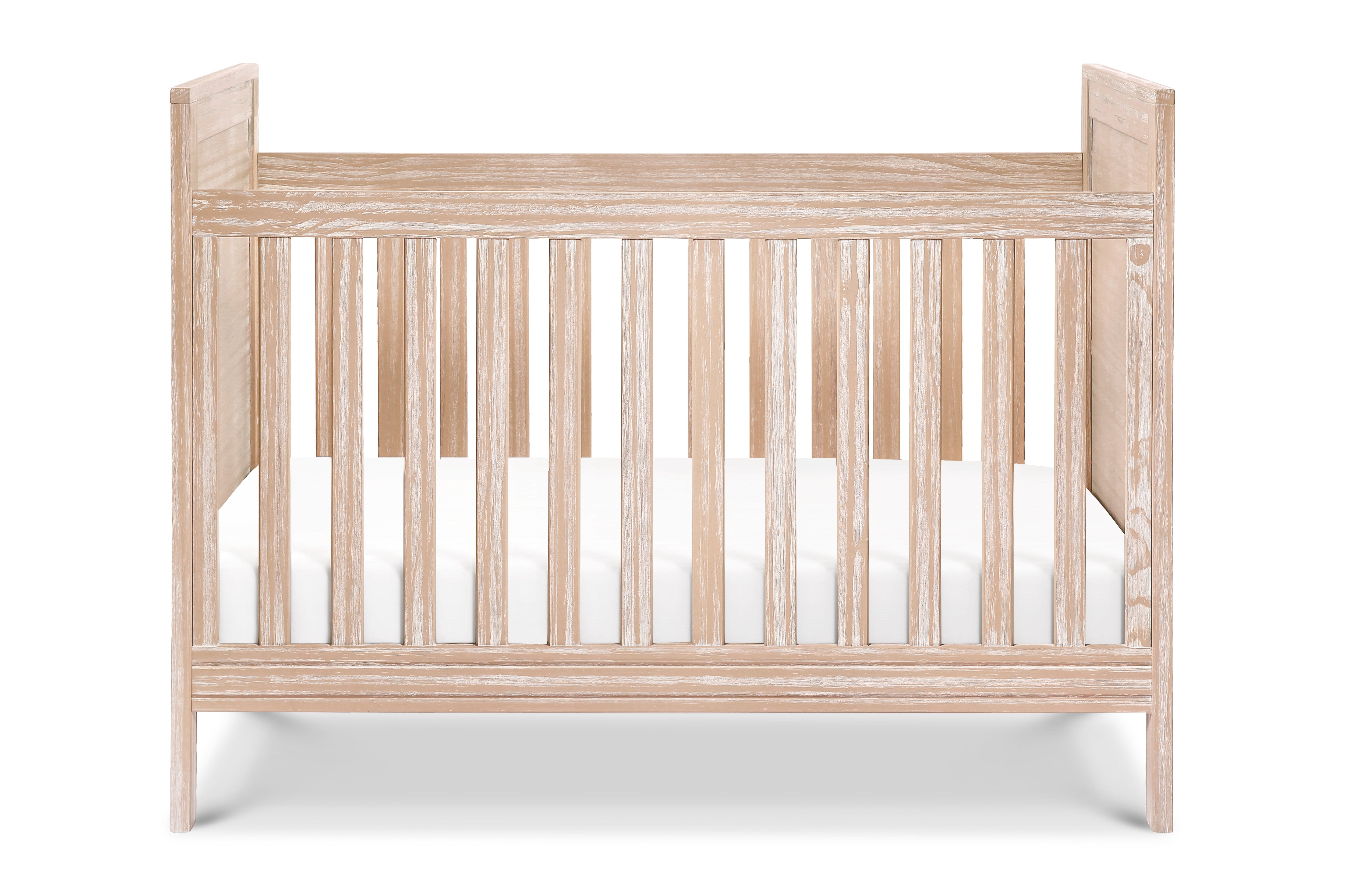 M13501UP,Fairway 3-in-1 Convertible Crib in Rustic Pine