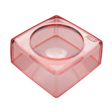FelliP Pink Ruby Kristal Cat Bowl