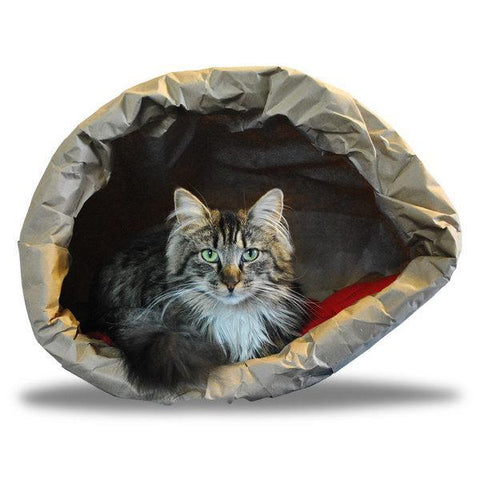Cat Cave Paper Bag - Made in Italy