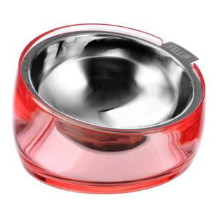 FelliP Pink Ruby Superb Cat Bowl
