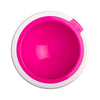 FelliP Fuchsia Kaleido Cat Bowl