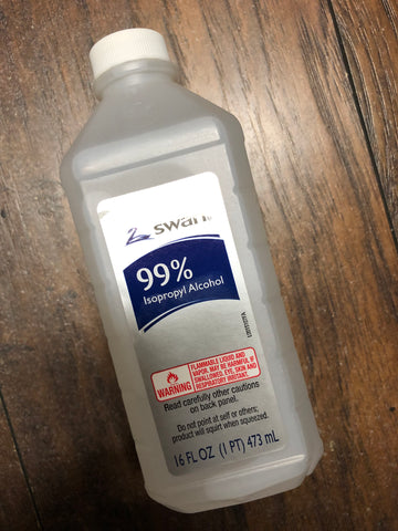 99% Isopropyl Alcohol