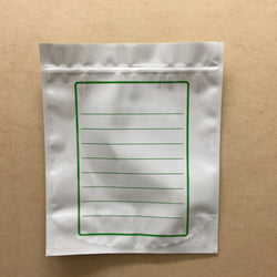 Mylar Smell Proof Bag - 1/2 Pound (10 Pack)