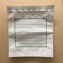 Mylar Smell Proof Bag - 1 Pound (10 Pack)