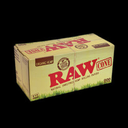 Raw Organic Hemp 1 1/4 Size - 900 Count