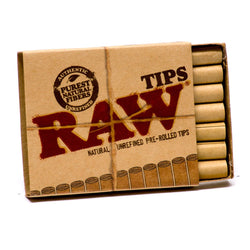 Raw® Tips - Set of 50
