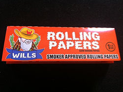 Wills Rolling Papers - Orange