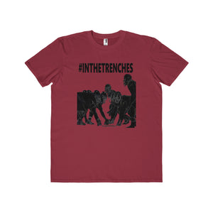 #INTHETRENCHES Linemen T-Shirt (Adults)