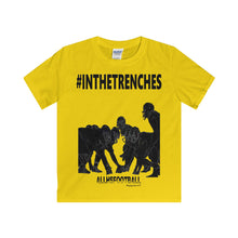 #INTHETRENCHES Linemen T-Shirt (Youth)