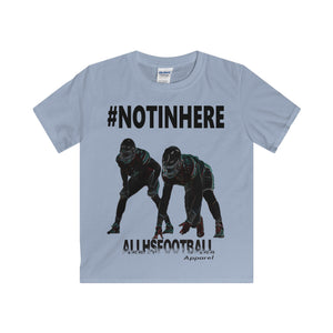 #NOTINHERE Defensive T-Shirts (Youth)