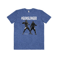 #GUNSLINGER Offensive T-Shirt (Adult-White Text)