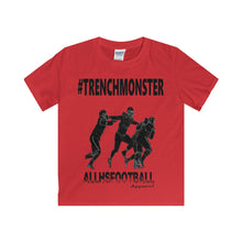 #TRENCHMONSTER Defensive T-Shirt (Youth)